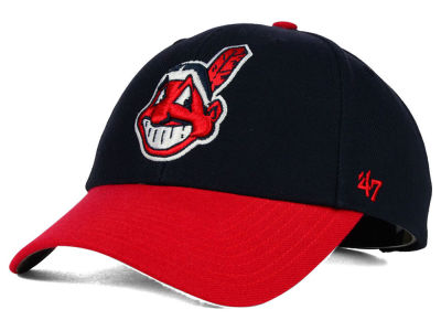 Cleveland Indians '47 MLB On Field Replica '47 MVP Cap