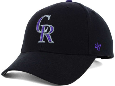 Colorado Rockies '47 MLB On Field Replica '47 MVP Cap