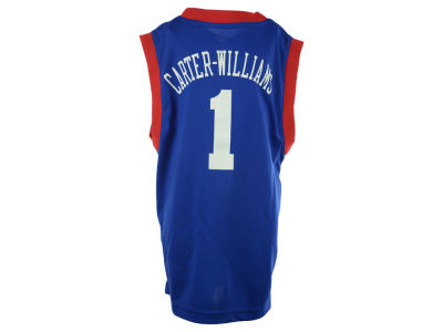 Philadelphia 76ers Michael Carter-Williams NBA Youth Rev 30 Replica Jersey