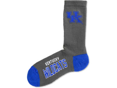 Kentucky Wildcats Deuce Crew 504 Socks