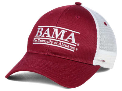 Alabama Crimson Tide The Game NCAA Mesh Bar Cap