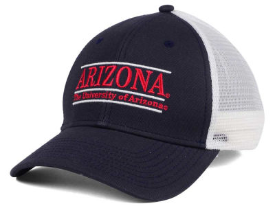 Arizona Wildcats NCAA Mesh Bar Cap