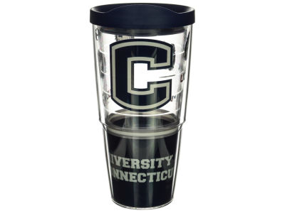 Connecticut Huskies 24oz Tumbler With Lid