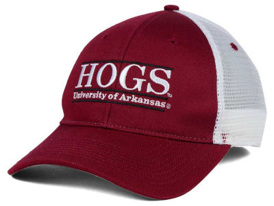 Arkansas Razorbacks NCAA Mesh Bar Cap