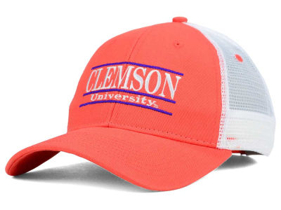 Clemson Tigers The Game NCAA Mesh Bar Cap