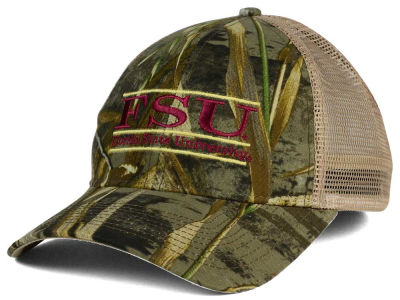 Florida State Seminoles The Game NCAA Camo Mesh Bar