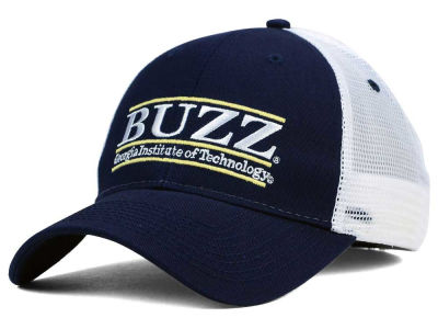 Georgia-Tech The Game NCAA Mesh Bar Cap