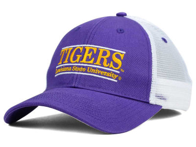 LSU Tigers The Game NCAA Mesh Bar Cap