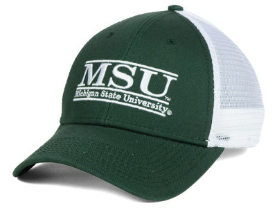 Michigan State Spartans The Game NCAA Mesh Bar Cap