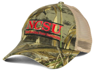 North Carolina State Wolfpack NCAA Camo Mesh Bar
