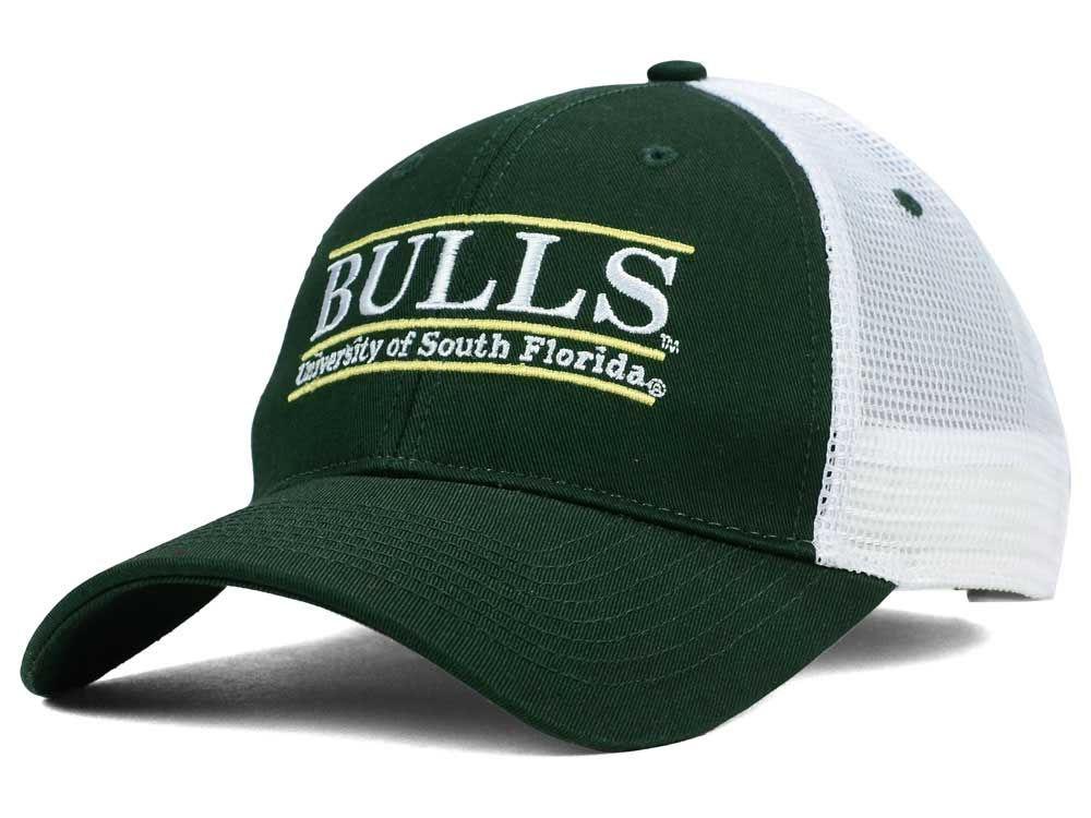 best service 5f217 dbc3e South Florida Bulls The Game NCAA Mesh Bar Cap   lids.com