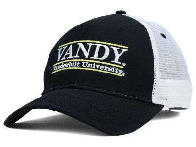 Vanderbilt Commodores The Game NCAA Mesh Bar Cap