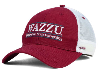 Washington State Cougars The Game NCAA Mesh Bar Cap