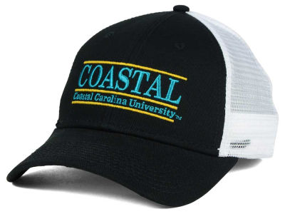 Coastal Carolina Chanticleers The Game NCAA Mesh Bar Cap