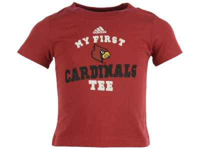 Louisville Cardinals Nike NCAA Infant First T-Shirt