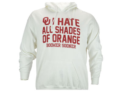 Oklahoma Sooners NCAA Men's Hate All Shades Hoodie