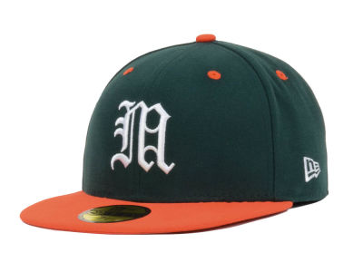 Miami Hurricanes New Era NCAA 2 Tone 59FIFTY Cap