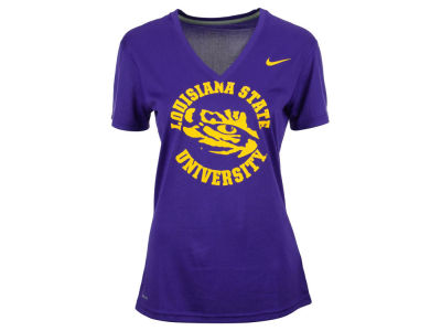 LSU Tigers Nike Womens NCAA Practice T-Shirt