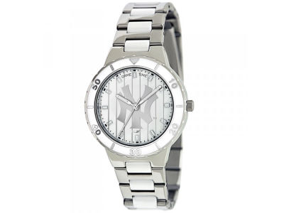 New York Yankees Pearl Series Ladies Watch