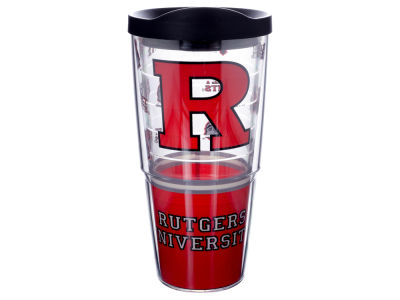 Rutgers Scarlet Knights 24oz Tumbler With Lid