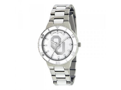 Oklahoma Sooners Pearl Series Ladies Watch