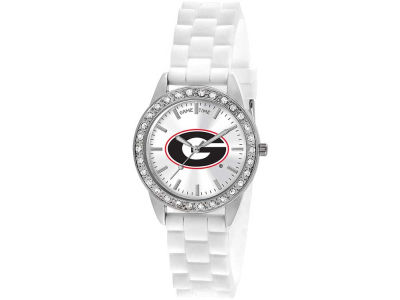 Georgia Bulldogs Womens Frost Watch