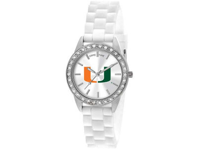 Miami Hurricanes Womens Frost Watch