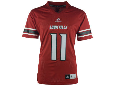 Louisville Cardinals adidas NCAA Premier Football Jersey