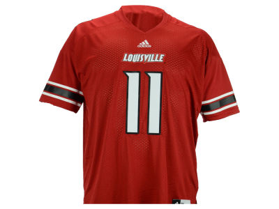 Louisville Cardinals adidas NCAA Men's Premier Football Jersey