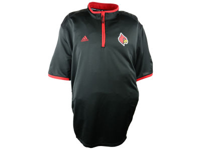 Louisville Cardinals adidas NCAA Mens Sideline 1/4 Zip Shirt