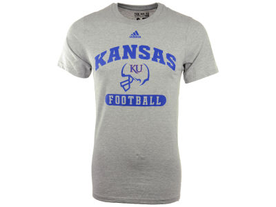 Kansas Jayhawks adidas NCAA Football Series T-Shirt