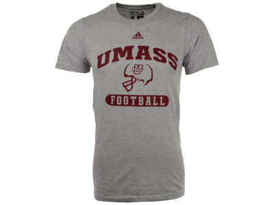 Massachusetts Minutemen adidas NCAA Football Series T-Shirt