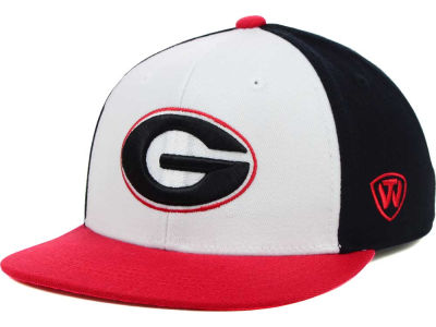 Georgia Bulldogs Top of the World NCAA Memoir Rookie One-Fit Cap