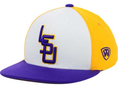 LSU Tigers Top of the World NCAA Memoir Rookie One-Fit Cap