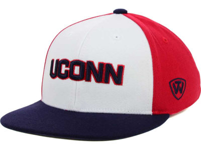 Connecticut Huskies Top of the World NCAA Memoir Rookie One-Fit Cap