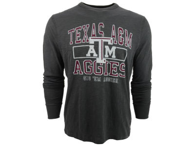 Texas A&M Aggies '47 NCAA Logo Long Sleeve Scrum T-Shirt