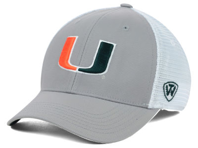Miami Hurricanes Top of the World NCAA Marse Memory-Fit