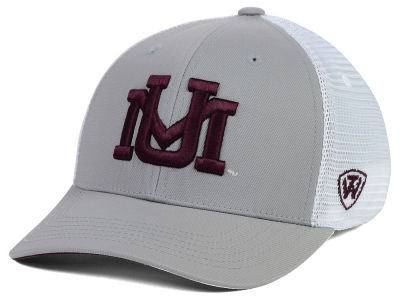 Montana Grizzlies Top of the World NCAA Marse Memory-Fit