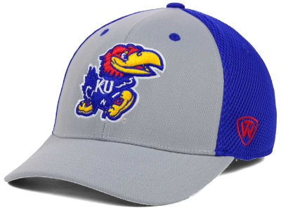 Kansas Jayhawks NCAA Ross Memory-Fit Cap