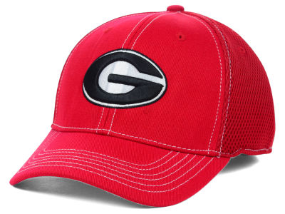 Georgia Bulldogs Top of the World NCAA Raider Memory-Fit Cap
