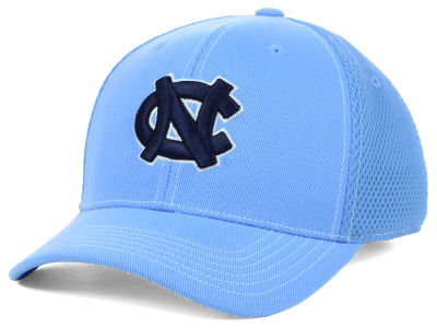 North Carolina Tar Heels Top of the World NCAA Raider Memory-Fit Cap