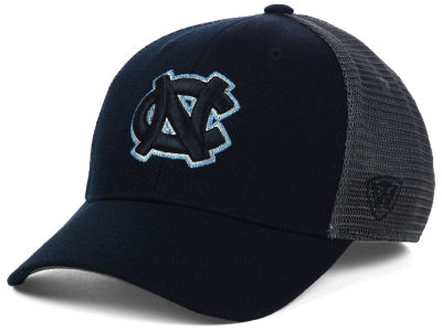 North Carolina Tar Heels Top of the World NCAA Kickin 2 Memory-Fit Cap