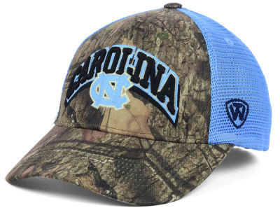 North Carolina Tar Heels Top of the World NCAA Trapper Meshback Hat