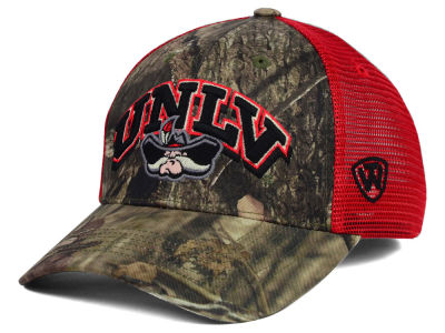 UNLV Runnin Rebels Top of the World NCAA Trapper Meshback Hat