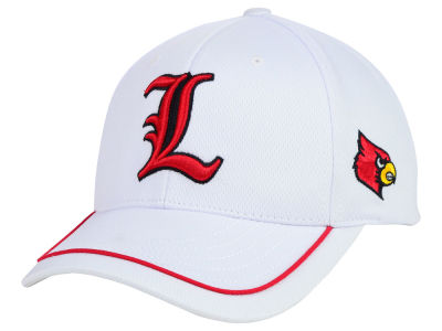Louisville Cardinals Top of the World NCAA Kickin 2 Memory-Fit Cap