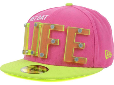 New Era Branded Acrylic Pop 59FIFTY Cap
