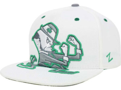 Notre Dame Fighting Irish Zephyr NCAA Menace Snapback Cap