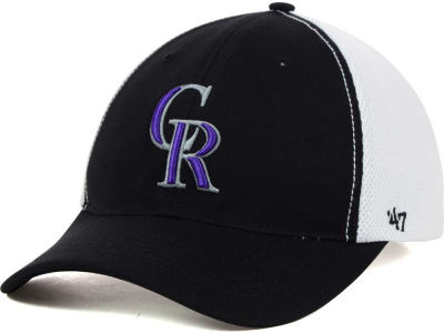 Colorado Rockies '47 MLB Draft Day Closer Cap