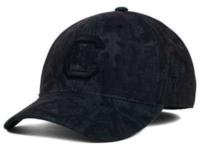 South Carolina Gamecocks Top of the World NCAA Mossy Base Memory-Fit Cap
