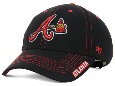 Atlanta Braves '47 MLB Kids Twig Adjustable Cap